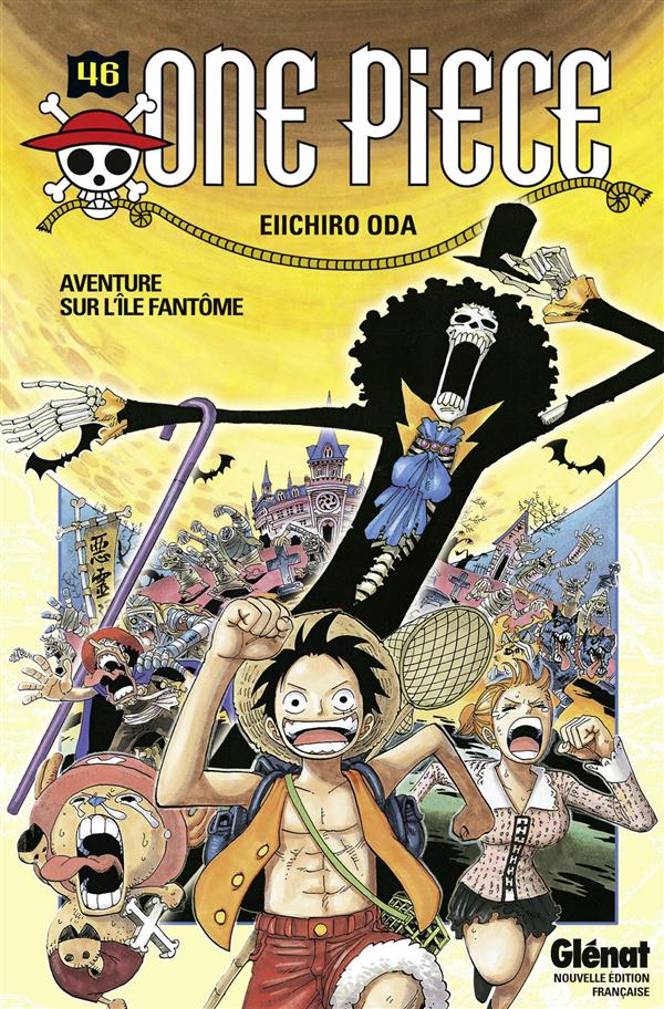 ONE PIECE - EDITION ORIGINALE - TOME 46 Oda Eiichiro Glénat